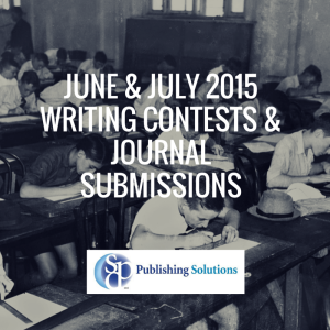 JuneJuly2015WritingContests