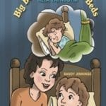 Big Boys Sleep in Their Beds is a welcome bedtime tale that covers everything from monsters under the bed to extra kisses good-night - click through to learn more about this adorable book!
