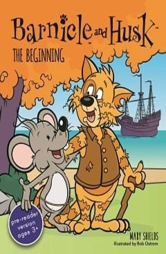 Click through to learn more about the adorable adventure book Barnicle and Husk: The Beginning