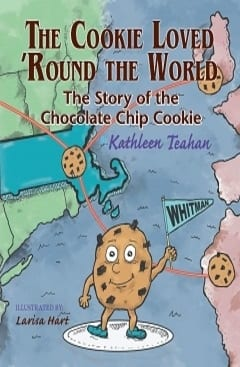 Click through to learn more about The Cookie Loved'Round The World - all about the beloved Toll House Cookie!