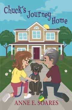 Chuck's Journey Home is a delightful story about a dog searching for his forever home - for dog lovers young and old seeking their own furry family friend!