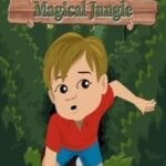 Click through for Brayden's Magical Jungle which takes young readers to the depths of a tropical land where adventure and excitement of the wild awaits!