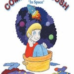 Explorations of Commander Josh, Book One: In Space shows how Josh uses ideas from travel shows and his mother's laundry basket to take off for the stars - click through for more on this adorable story!