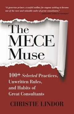 Learn more about The MECE Muse, an insider's guide to consulting, providing invaluable insights and practical knowledge to become a great consultant!