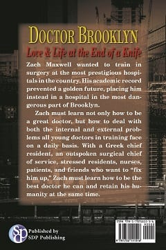 Doctor Brooklyn: Love & Life at the End of a Knife